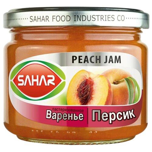 Варенье SAHAR из персика, банка 390 г sahar el nadi sandcastles