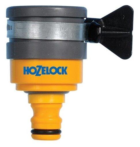 Штуцер для крана круглого сечения до 24 мм (2177) HOZELOCK