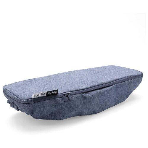 Купить Bugaboo Чехол для боковой корзины для коляски Donkey 2 blue melange, Аксессуары для колясок и автокресел