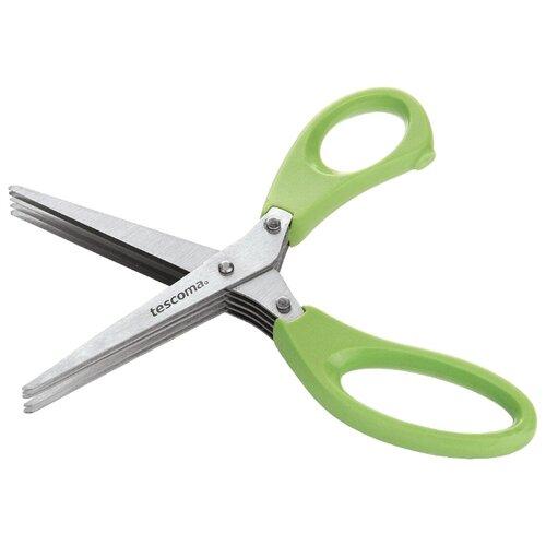 Ножницы Tescoma Presto для зелени 20 cм зеленый