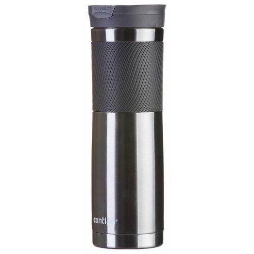 Термокружка Contigo Byron (0,72 л) серый термокружка 0 47 л contigo metra 0621