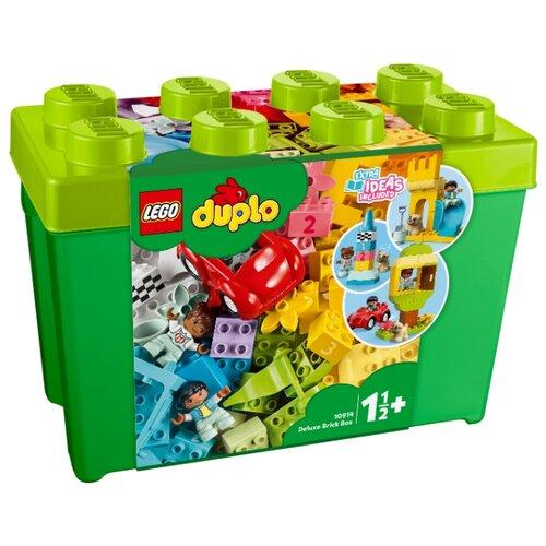 Купить Конструктор LEGO DUPLO 10914 Большая коробка с кубиками, Конструкторы