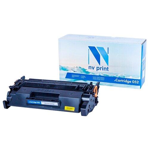 Фото - Картридж NV Print 052 для Canon, совместимый картридж nv print nv 054hm для canon совместимый