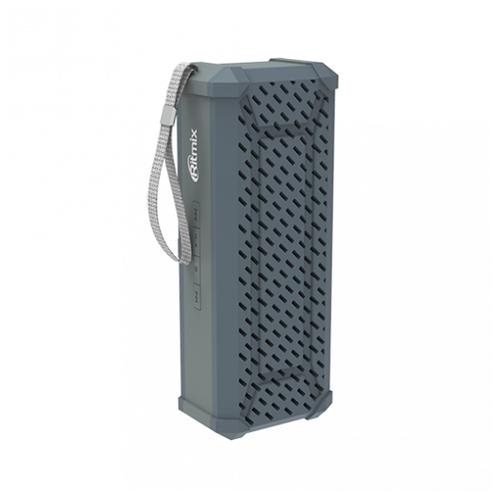 Портативная акустика Ritmix SP-260B серый