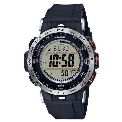 Наручные часы CASIO PRW-30-1A наручные часы casio ecb 800dc 1a