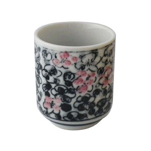 AI LIFE Чашка Сакура 180 мл белый/серый/розовый