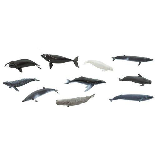 Купить Фигурки Safari Ltd Киты 100072, Игровые наборы и фигурки