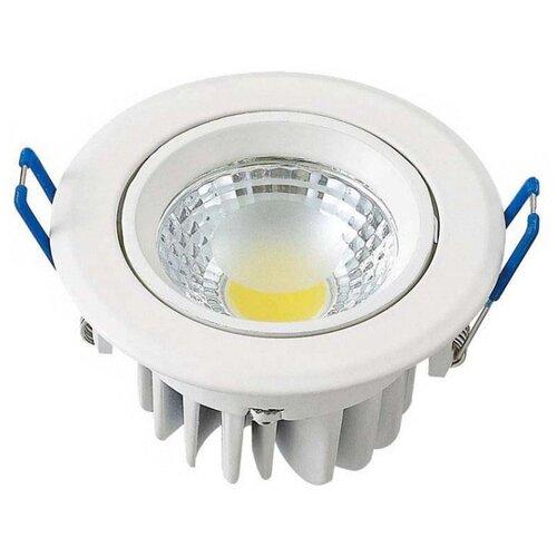 Фото - Встраиваемый светильник HOROZ ELECTRIC Lilya HRZ00000377 horoz electric уличный светильник kayin 1 hl205