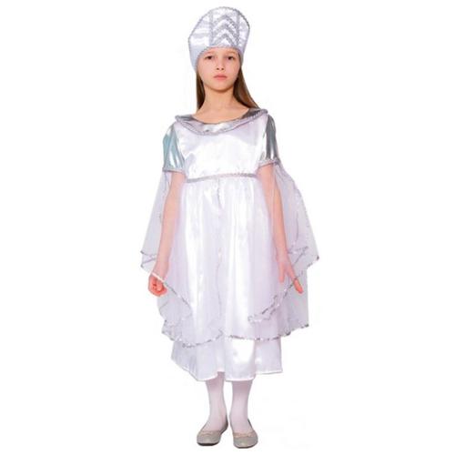 Купить Костюм Бока Метель, белый, размер 122-134, Карнавальные костюмы