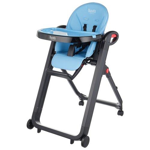 Растущий стульчик Nuovita Futuro blu nero