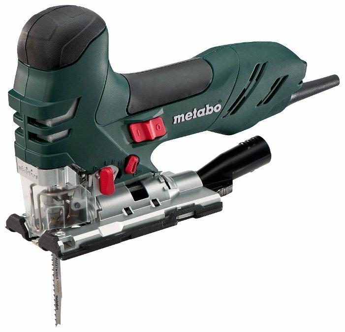 Электролобзик Metabo STE 140 Plus MetaLoc