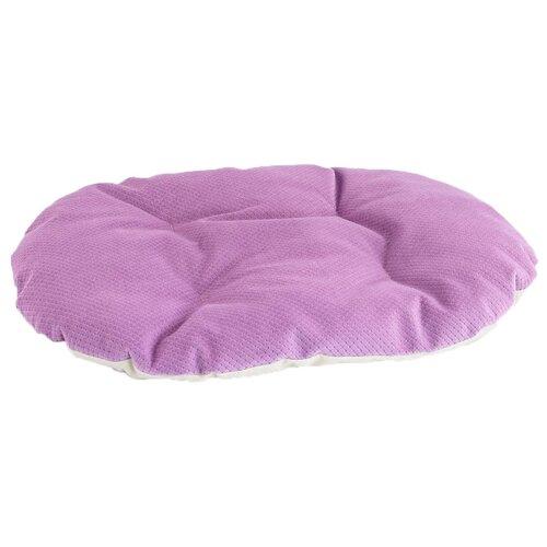 Лежак для собак PRIDE Престиж 71х54 см фиолетовый