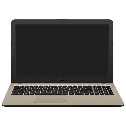 Купить Ноутбук ASUS VivoBook X540YA (AMD E1 6010 1350 MHz/15.6 /1920x1080/4GB/500GB HDD/DVD нет/AMD Radeon R2/Wi-Fi/Bluetooth/DOS) chocolate black