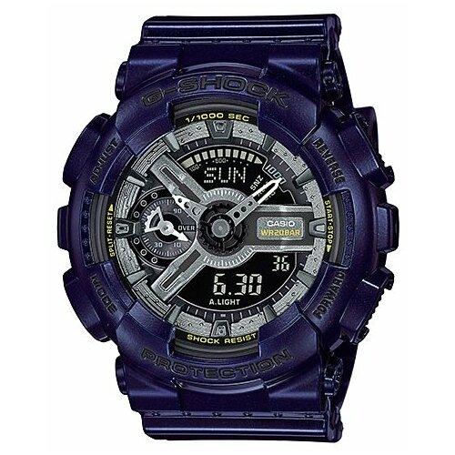 Наручные часы CASIO GMA-S110MC-2A наручные часы casio gma s140nc 5a1