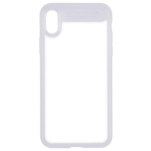 Купить Чехол INTERSTEP Pure-Case для Apple iPhone X прозрачный