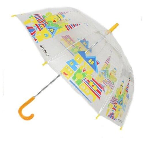 Зонт детский Flioraj 051208 FJ, белый