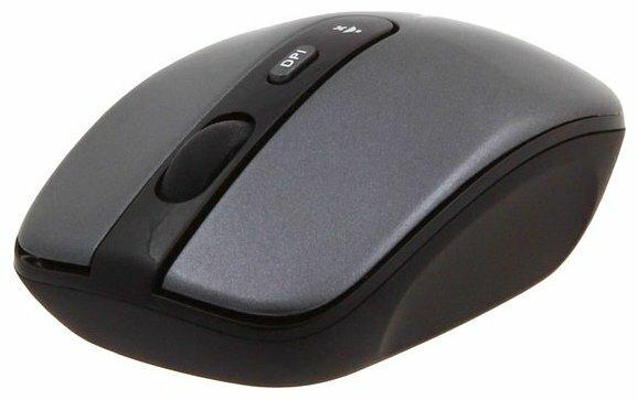 Мышь SmartTrack 314AG Gray USB