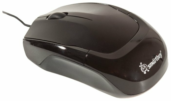 Мышь SmartBuy SBM-307-K Black USB