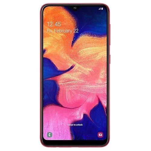 Смартфон Samsung Galaxy A10 красный (SM-A105FZRGSER)