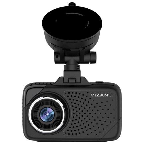 Видеорегистратор с радар-детектором Vizant 740 Signature, GPS черный
