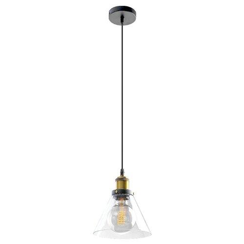 Светильник Максисвет Loft 2-8890-1-BK+RC E27, E27, 40 Вт максисвет подвесной светильник максисвет этника 2 9897 1 sy e27