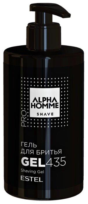 Гель для бритья Alpha Homme Pro Shave