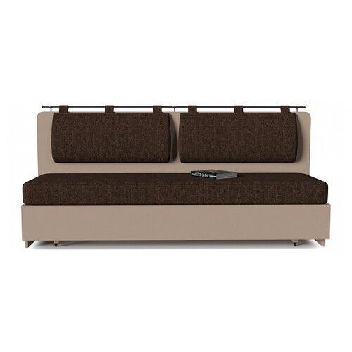 Кухонный диван SMART Говард beige/brown