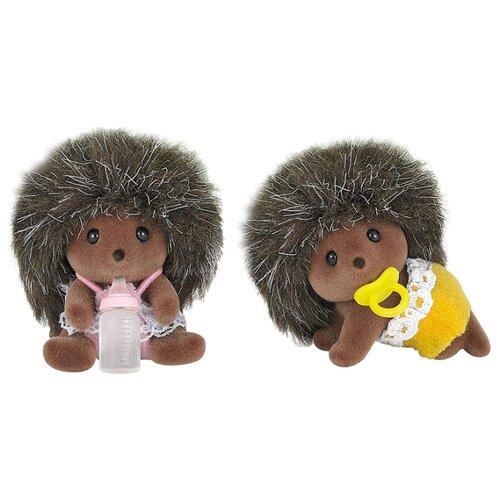 Купить Фигурки Sylvanian Families Ежата-двойняшки 5218, Игровые наборы и фигурки