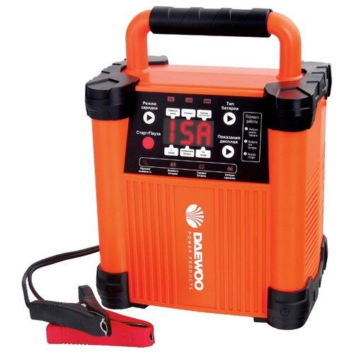 Зарядное устройство Daewoo Power Products DW 1500 оранжевый стабилизатор напряжения daewoo power products dw tzm1kva