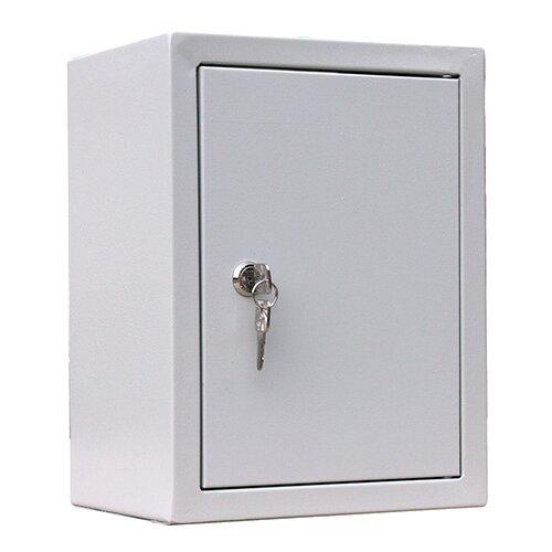 цена на Щит распределительный RUCELF ЩМП-00 IP31 навесной, металл, серый