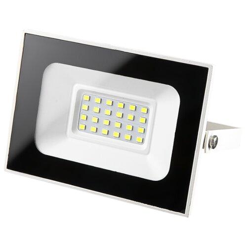 Прожектор светодиодный 20 Вт iSvet FL-USL-103-20W-6K