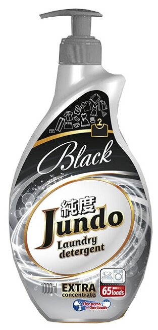 Гель для стирки Jundo Black для черного белья