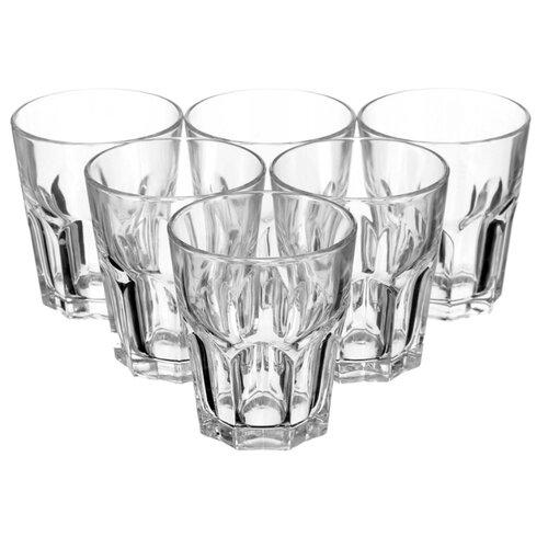 Luminarc Набор стаканов New America 270 мл 6 шт J2890 набор стопок luminarc new york h5018 50 мл 6 шт