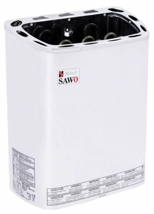 Электрическая печь для сауны SAWO Серии Mini и Mini X MN-30NS-Z (220В / 380В, 2-4м3, 3кВт). Электрокаменка, Электропечь для бани