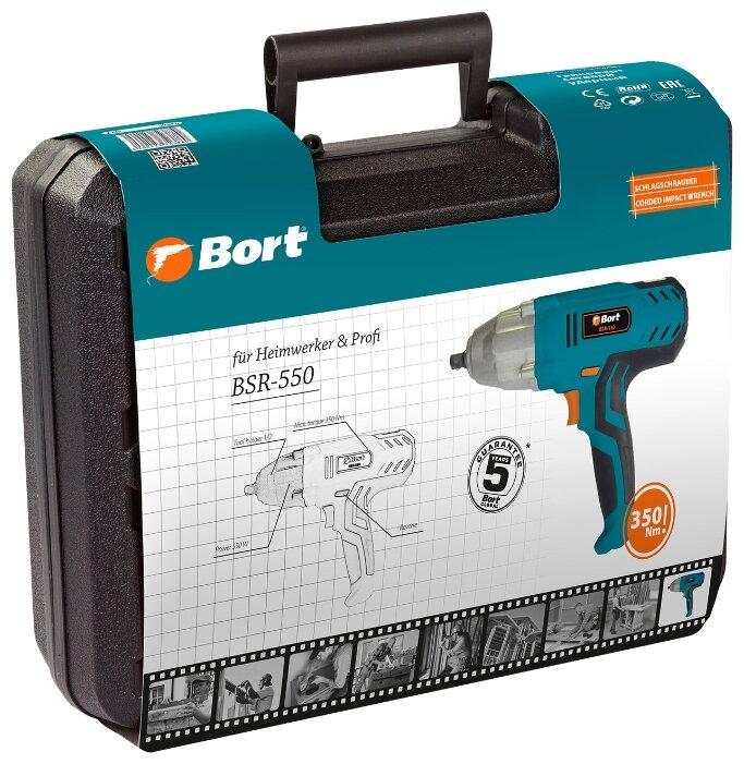 Гайковерт Bort BSR-550
