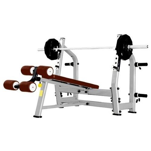 Комплект Bronze Gym J-024 коричневый/серый