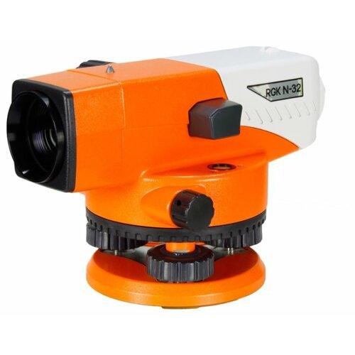 Оптический нивелир RGK N-32 (4610011870088) оптический нивелир rgk n 32 4610011870071