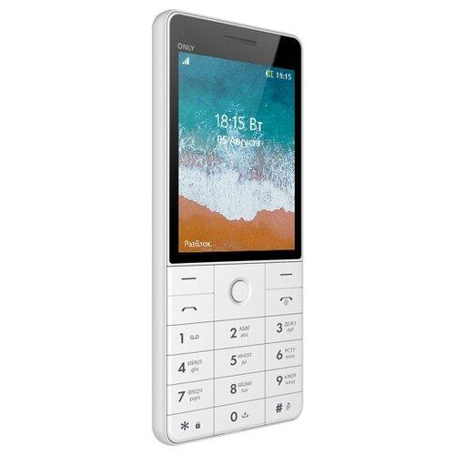 Купить Телефон BQ 2815 Only белый