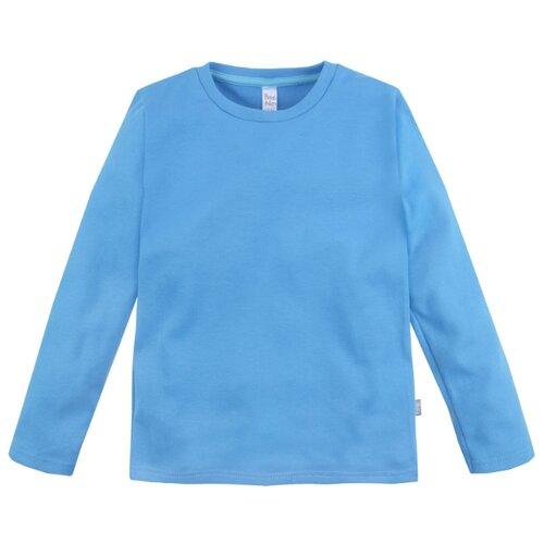 Купить Лонгслив Bossa Nova размер 36, голубой, Футболки и майки
