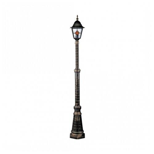 Arte Lamp Садово-парковый светильник Berlin A1017PA-1BN
