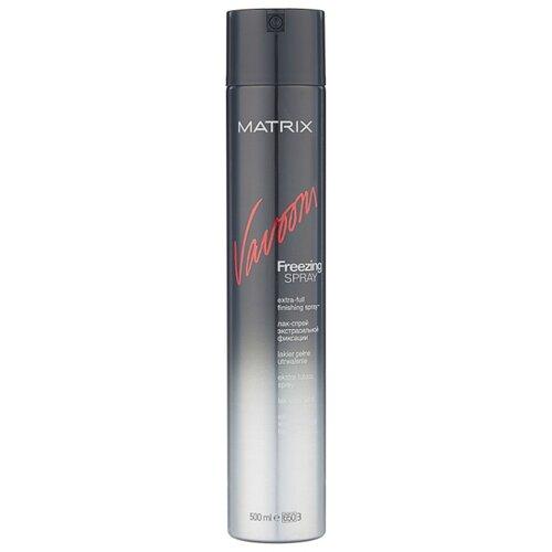 Matrix Спрей для укладки волос Vavoom Extra full freezing, экстрасильная фиксация, 500 мл спрей для волос matrix matrix mp002xw11wbz
