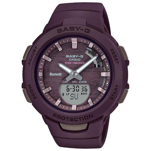 Наручные часы CASIO Baby-G BSA-B100AC-5A женские часы casio bsa b100ac 5aer