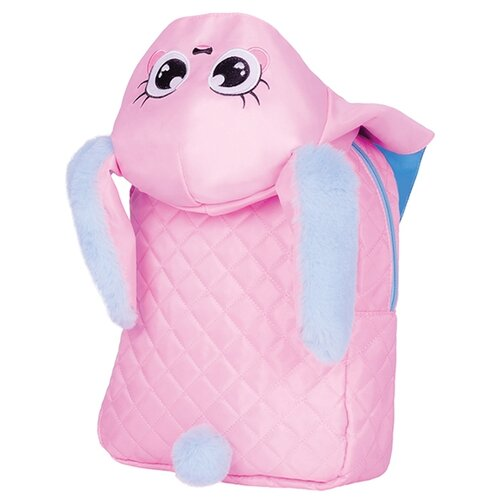 Купить Berlingo Рюкзак Kids Funny bunny , розовый, Рюкзаки, ранцы