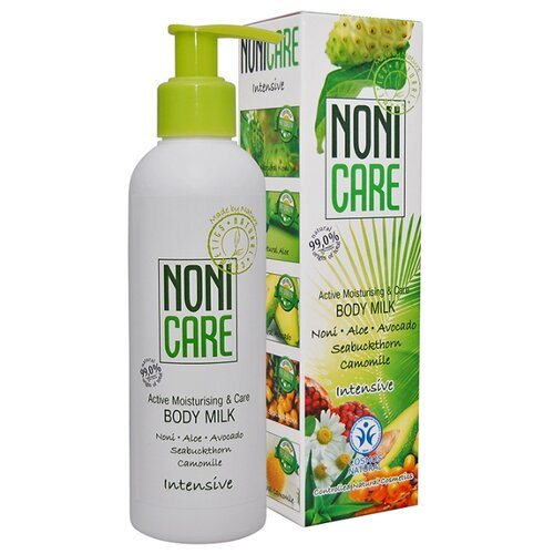Молочко для тела Nonicare увлажняющее Intensive Body Milk, 200 мл