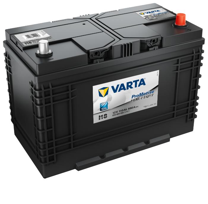 Аккумулятор VARTA Promotive Heavy Duty I18 (610 404 068)