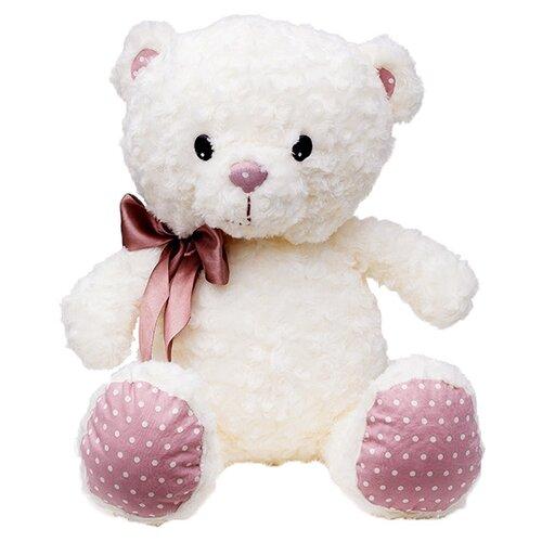 Мягкая игрушка СмолТойс Мишка Лия 50 см смолтойс мягкая игрушка собачка сонечка 47 см