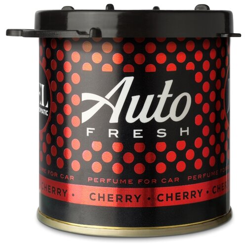 Auto Fresh Ароматизатор для автомобиля Jel Cherry 80 мл