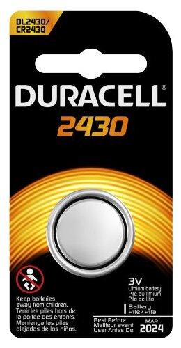 Батарейка Duracell 2430