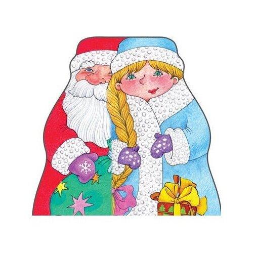 Купить Почитаем, поиграем. Дед Мороз и Снегурочка, Карапуз, Книги для малышей