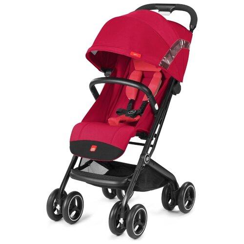 Прогулочная коляска GB Qbit+ cherry red коляска gb strete d613r grey 4hls